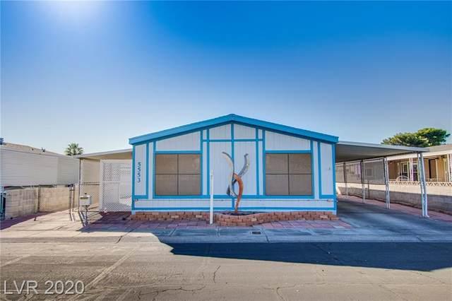 5553 Aldama Road, Las Vegas, NV 89122 (MLS #2241161) :: Jeffrey Sabel