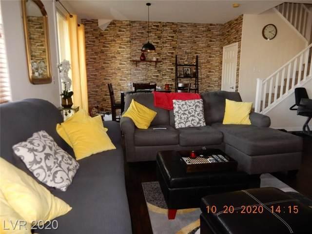 6255 Arby Avenue #348, Las Vegas, NV 89118 (MLS #2241163) :: The Perna Group