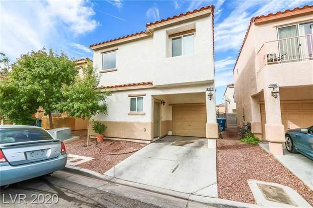 4079 Asante Cove Street, Las Vegas, NV 89115 (MLS #2241181) :: Helen Riley Group | Simply Vegas