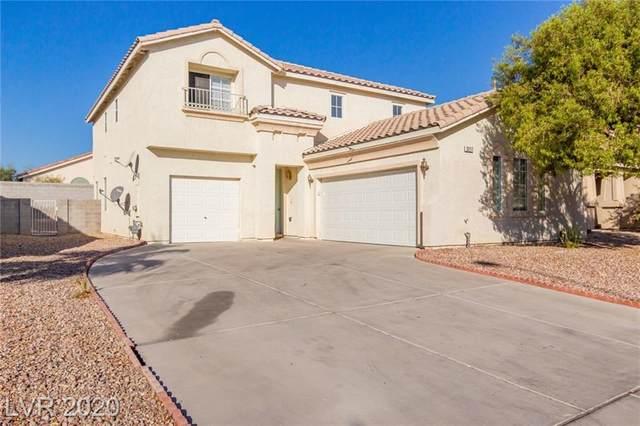 5217 Coral Hills Street, North Las Vegas, NV 89081 (MLS #2241295) :: Hebert Group | Realty One Group
