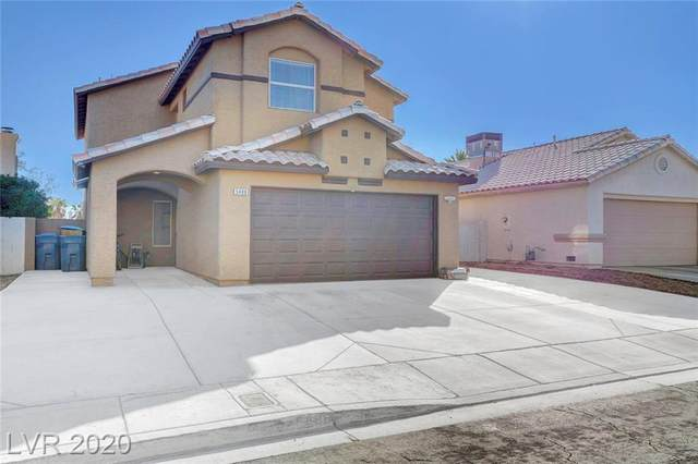 5488 Morning Swim Lane, Las Vegas, NV 89113 (MLS #2241307) :: Hebert Group | Realty One Group