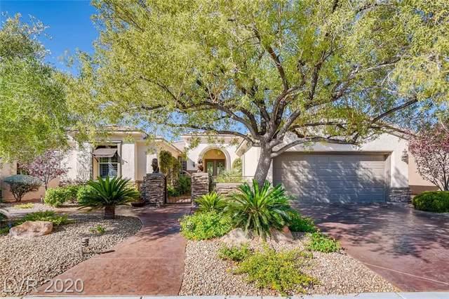 4981 Rivedro Street, Las Vegas, NV 89135 (MLS #2241429) :: Hebert Group | Realty One Group