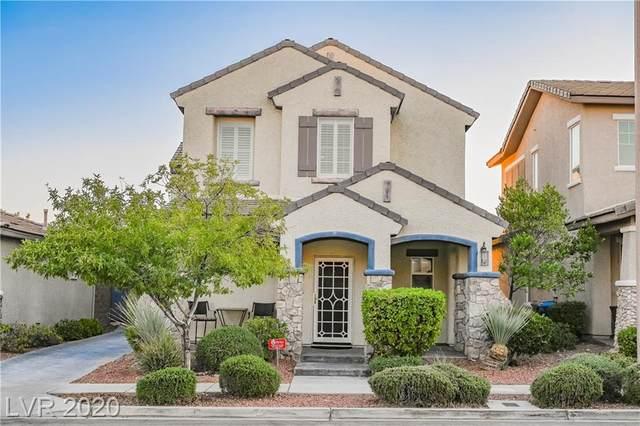 10487 Howling Coyote Avenue, Las Vegas, NV 89135 (MLS #2241535) :: Billy OKeefe | Berkshire Hathaway HomeServices