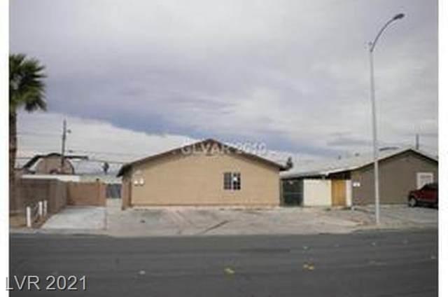 2021 Belmont Street, North Las Vegas, NV 89030 (MLS #2241662) :: Vestuto Realty Group