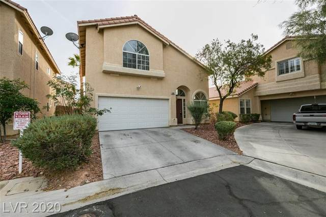 2337 Crooked Creek Avenue, Las Vegas, NV 89123 (MLS #2241707) :: Hebert Group | Realty One Group