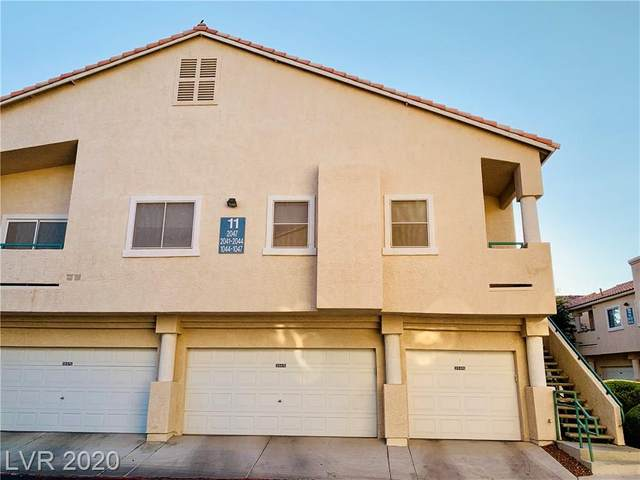 7450 Eastern Avenue #2041, Las Vegas, NV 89123 (MLS #2241809) :: The Lindstrom Group