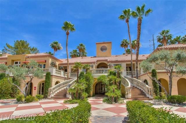 230 Flamingo Road #325, Las Vegas, NV 89169 (MLS #2241927) :: Signature Real Estate Group