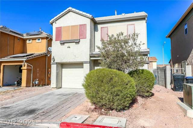4742 Pinon Pointe Road, Las Vegas, NV 89115 (MLS #2241983) :: The Lindstrom Group