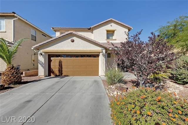 2526 Begonia Valley Avenue, Henderson, NV 89074 (MLS #2241996) :: The Mark Wiley Group | Keller Williams Realty SW