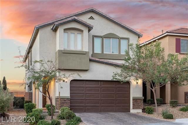 8943 Drummer Bay Avenue, Las Vegas, NV 89149 (MLS #2242027) :: The Lindstrom Group