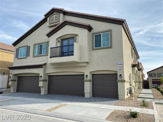 4725 Fuchsia Nights Avenue #101, North Las Vegas, NV 89084 (MLS #2242066) :: Hebert Group | Realty One Group