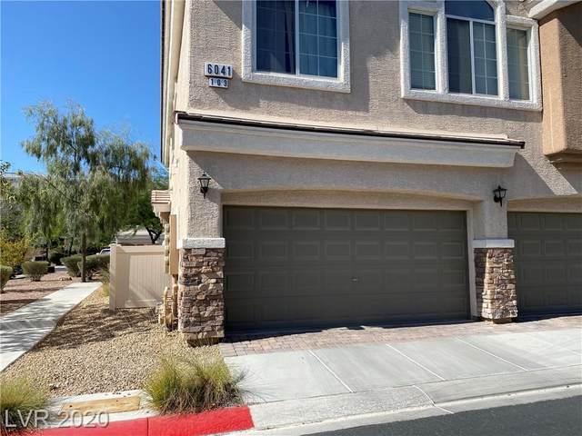 6041 Emma Bay Court #103, North Las Vegas, NV 89031 (MLS #2242207) :: Billy OKeefe | Berkshire Hathaway HomeServices