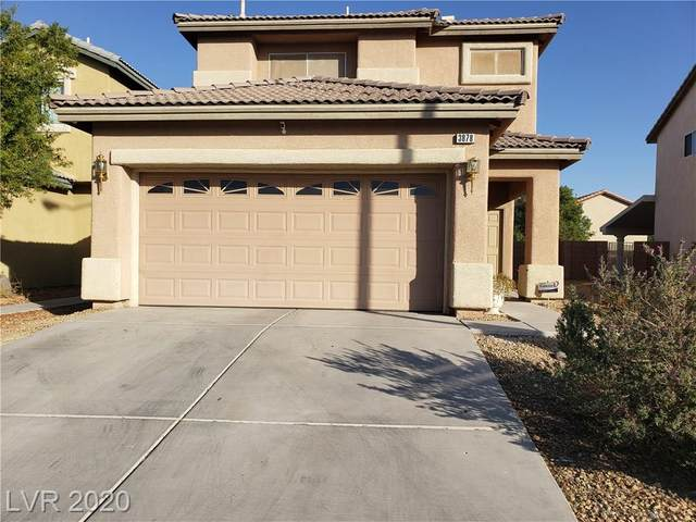 3878 Squirrel Street, Las Vegas, NV 89122 (MLS #2242313) :: The Lindstrom Group