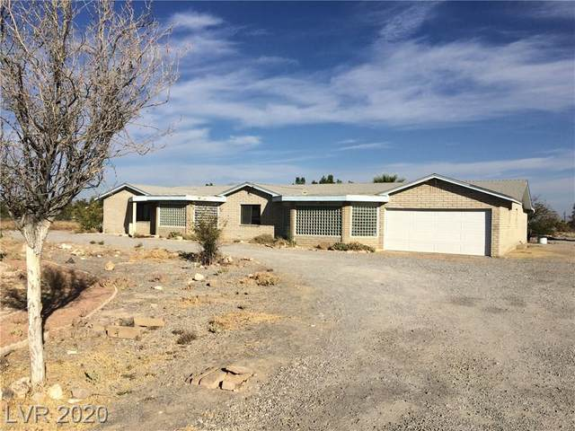 1410 Amarillo Avenue, Pahrump, NV 89048 (MLS #2242395) :: Hebert Group | Realty One Group