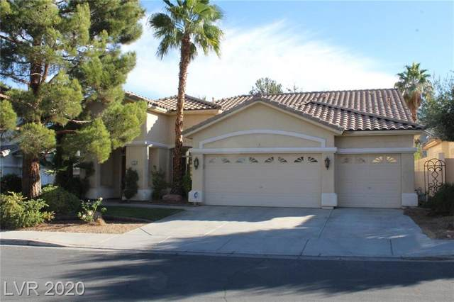 1721 Sand Storm Drive, Henderson, NV 89074 (MLS #2242423) :: The Lindstrom Group