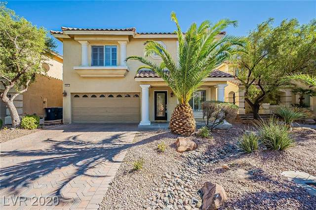 10912 Calcedonian Street, Las Vegas, NV 89141 (MLS #2242507) :: The Lindstrom Group