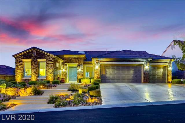 2394 Hardin Ridge Drive, Henderson, NV 89052 (MLS #2242529) :: Hebert Group | Realty One Group