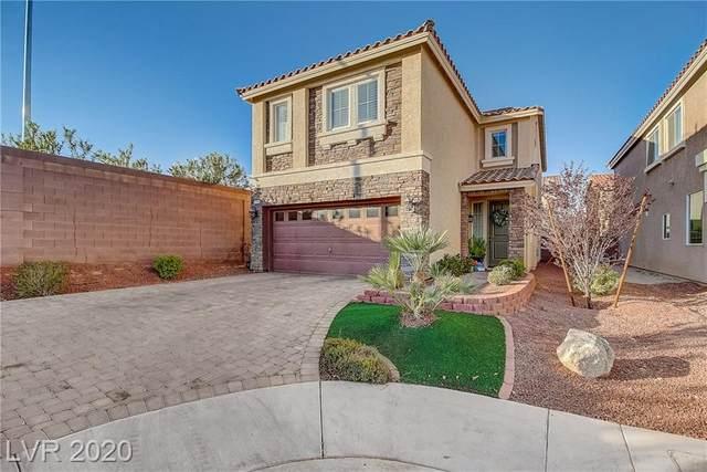 6094 Pirates Delight Avenue, Las Vegas, NV 89139 (MLS #2242610) :: Signature Real Estate Group
