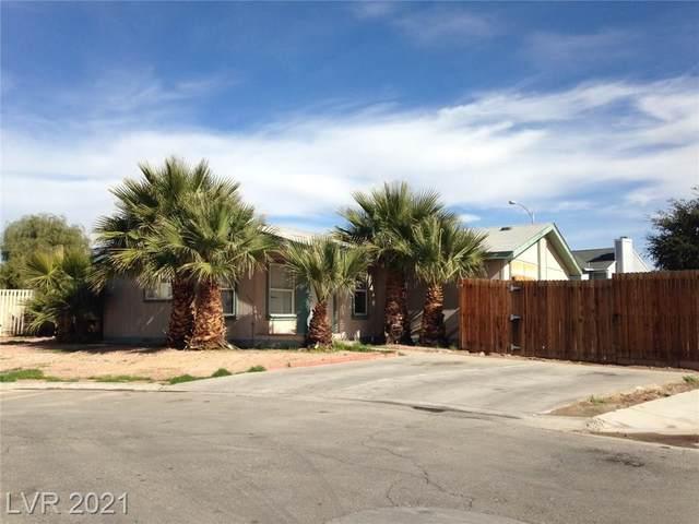 4140 Courage Court, Las Vegas, NV 89115 (MLS #2242709) :: The Shear Team