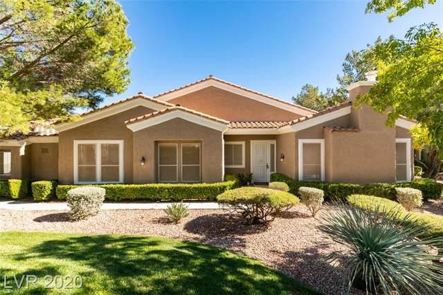 10037 Summer Oak Lane #103, Las Vegas, NV 89134 (MLS #2242737) :: The Perna Group