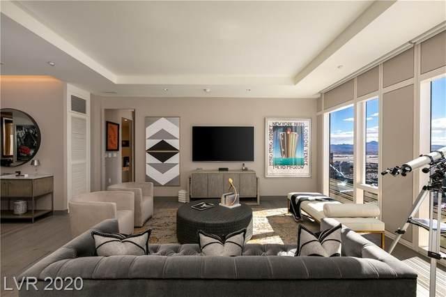 3750 S Las Vegas Boulevard #2903, Las Vegas, NV 89158 (MLS #2242859) :: ERA Brokers Consolidated / Sherman Group
