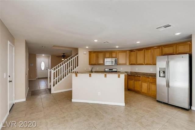 4542 Sunday River Street, Las Vegas, NV 89122 (MLS #2242968) :: Hebert Group | Realty One Group