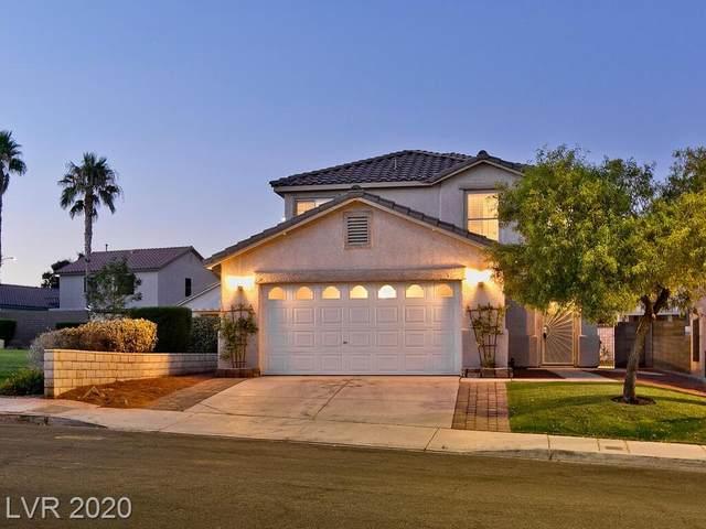 8640 Hidden Pines Avenue, Las Vegas, NV 89143 (MLS #2242993) :: The Lindstrom Group