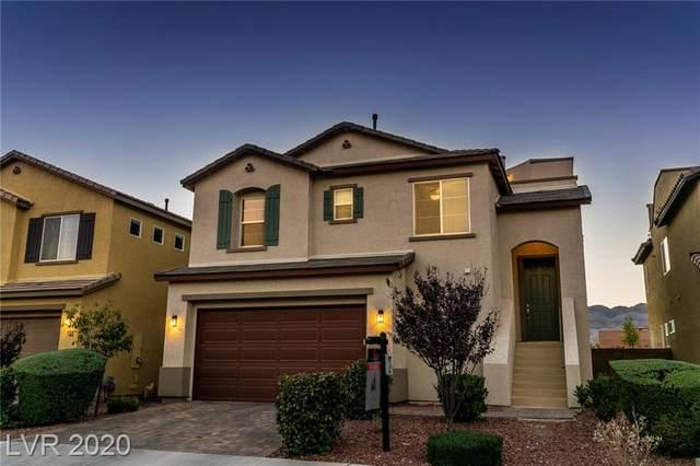 6671 Bristle Falls Street, Las Vegas, NV 89149 (MLS #2243041) :: Hebert Group | Realty One Group