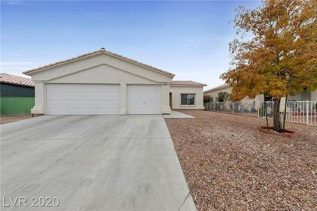 2117 Heritage Ridge Avenue, North Las Vegas, NV 89031 (MLS #2243074) :: Hebert Group | Realty One Group