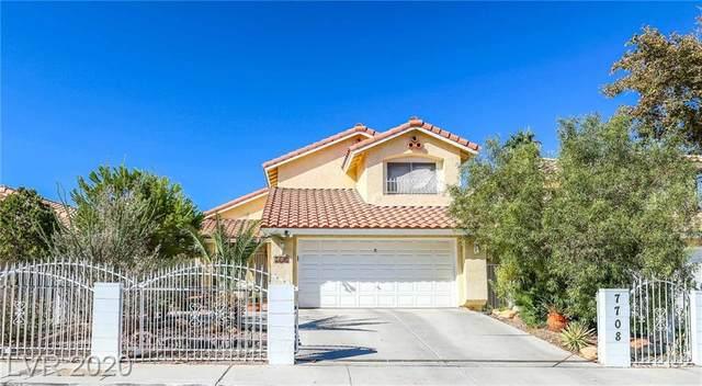 7708 Beverly Hills Drive, Las Vegas, NV 89147 (MLS #2243215) :: Signature Real Estate Group