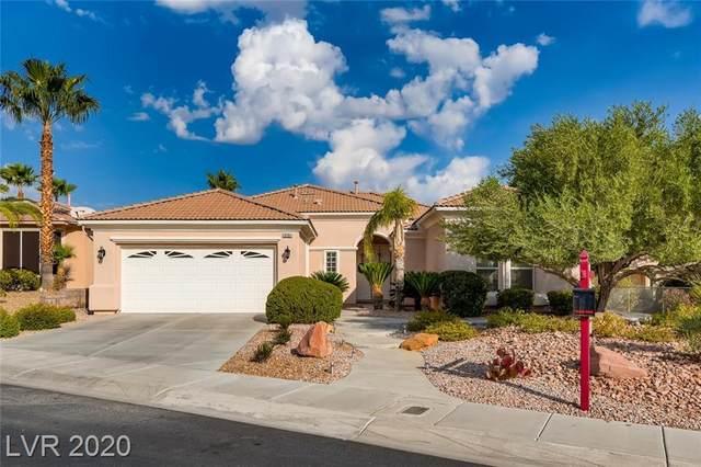10394 Sofferto Avenue, Las Vegas, NV 89135 (MLS #2243313) :: Hebert Group | Realty One Group