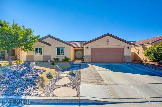 535 Green Gables Avenue, Las Vegas, NV 89183 (MLS #2243322) :: Signature Real Estate Group