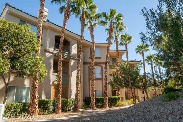 7111 Durango Drive #302, Las Vegas, NV 89113 (MLS #2243511) :: The Lindstrom Group