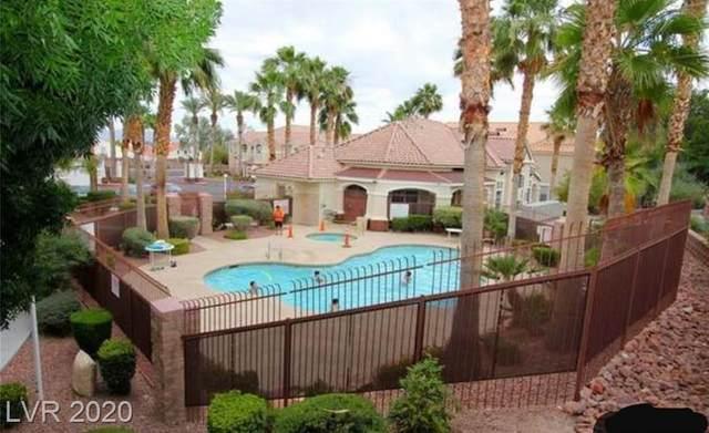 5855 Valley Drive #2006, Las Vegas, NV 89031 (MLS #2243537) :: The Mark Wiley Group | Keller Williams Realty SW