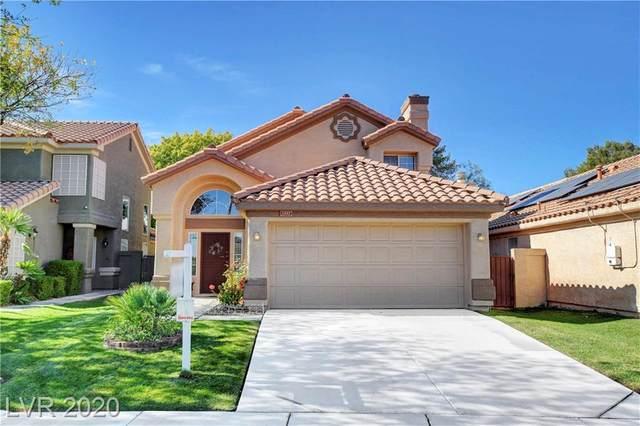1337 Desert Hills Drive, Las Vegas, NV 89117 (MLS #2243649) :: Vestuto Realty Group