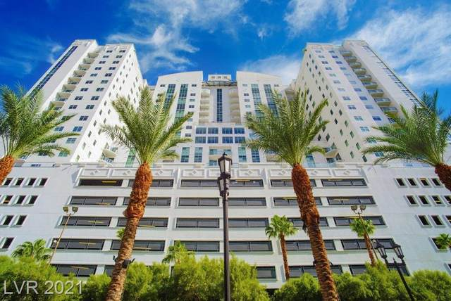 150 N Las Vegas Boulevard #1512, Las Vegas, NV 89101 (MLS #2243736) :: Signature Real Estate Group