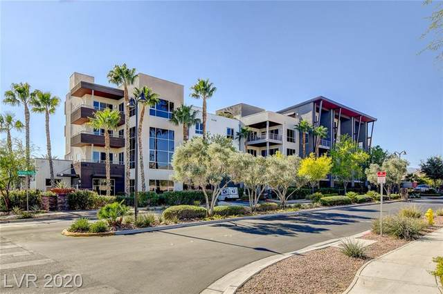 11441 Allerton Park Drive #206, Las Vegas, NV 89135 (MLS #2243968) :: Vestuto Realty Group