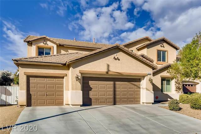 6227 Darby Creek Court, North Las Vegas, NV 89081 (MLS #2244358) :: The Lindstrom Group