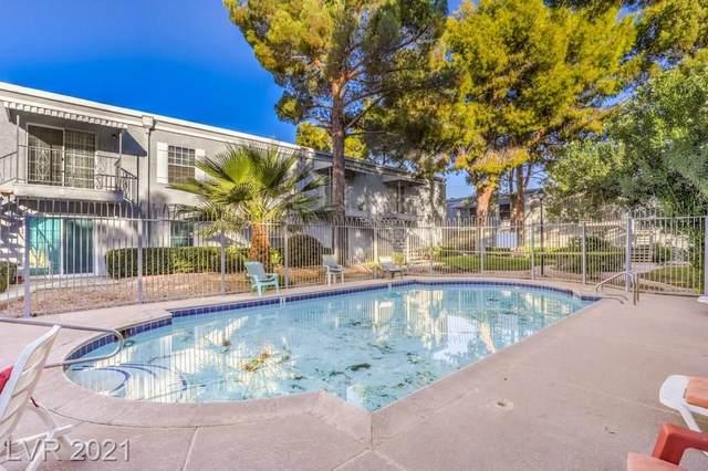 3823 Maryland Parkway L3, Las Vegas, NV 89119 (MLS #2244444) :: Billy OKeefe | Berkshire Hathaway HomeServices