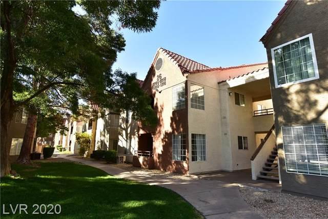 2200 Fort Apache Road #2216, Las Vegas, NV 89117 (MLS #2244477) :: Hebert Group | Realty One Group