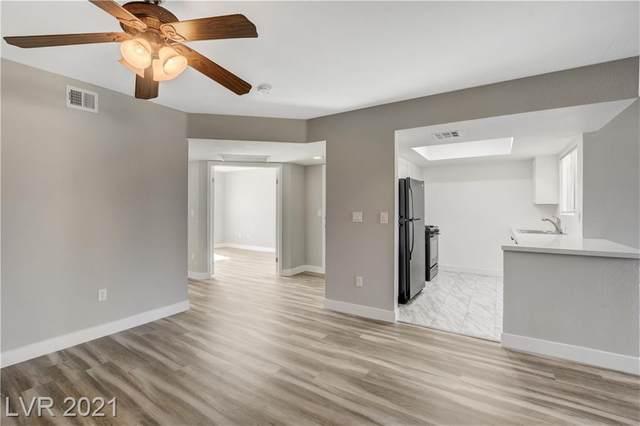 8070 Russell Road #1080, Las Vegas, NV 89113 (MLS #2244573) :: Signature Real Estate Group