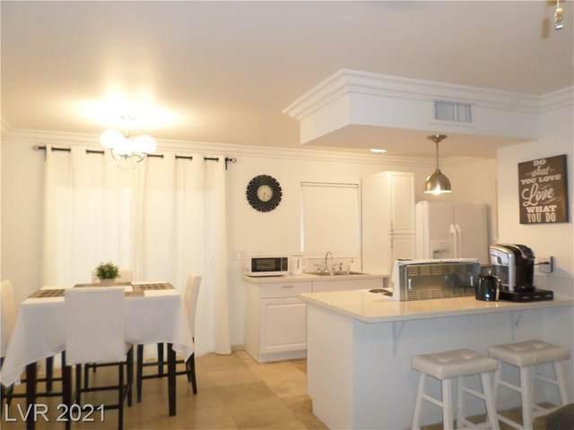 5117 Greene Lane A, Las Vegas, NV 89119 (MLS #2244658) :: Signature Real Estate Group