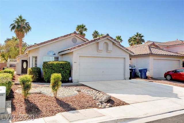 923 Moody Road, Las Vegas, NV 89123 (MLS #2244663) :: Hebert Group | Realty One Group