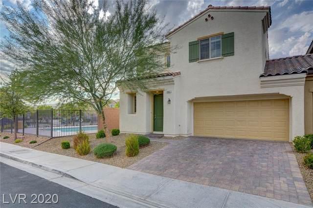 5867 Sleepy Willow Street, Las Vegas, NV 89148 (MLS #2244664) :: Jeffrey Sabel