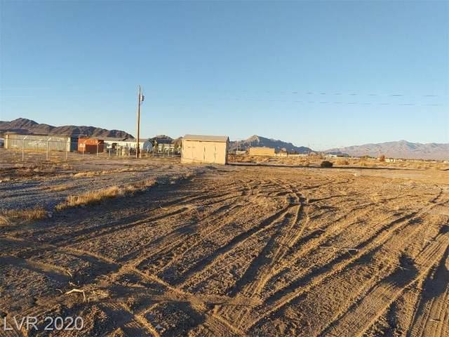 4050 Jasmine Street, Pahrump, NV 89048 (MLS #2244904) :: Signature Real Estate Group