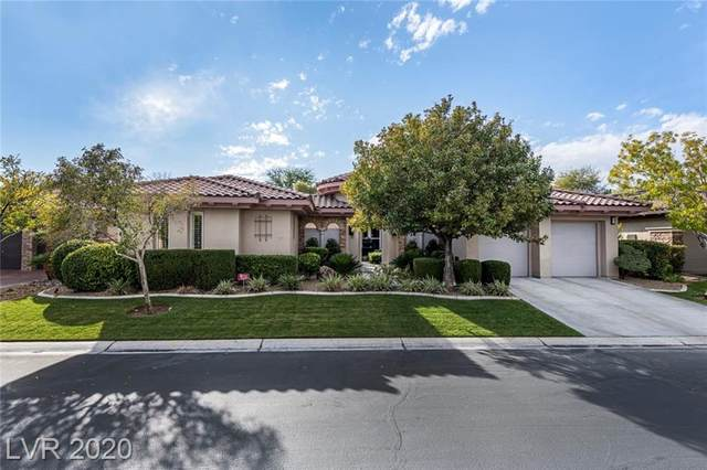 7 Cross Ridge Street, Las Vegas, NV 89135 (MLS #2245966) :: Kypreos Team