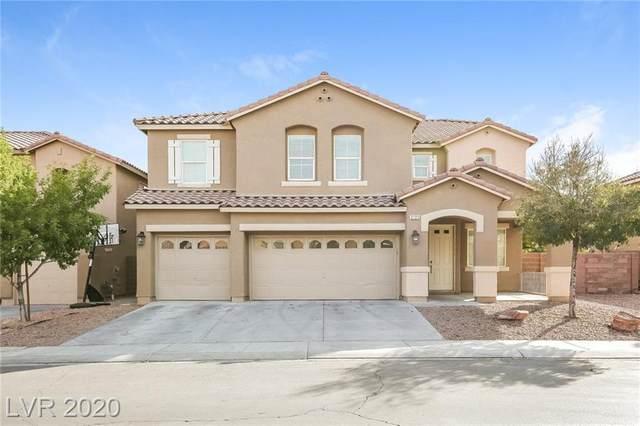 2121 Mistle Thrush Drive, North Las Vegas, NV 89084 (MLS #2245993) :: Signature Real Estate Group