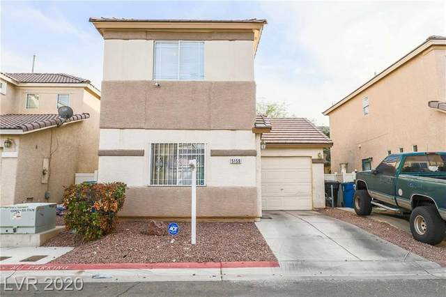 5159 Paradise Valley Avenue, Las Vegas, NV 89156 (MLS #2245998) :: The Lindstrom Group