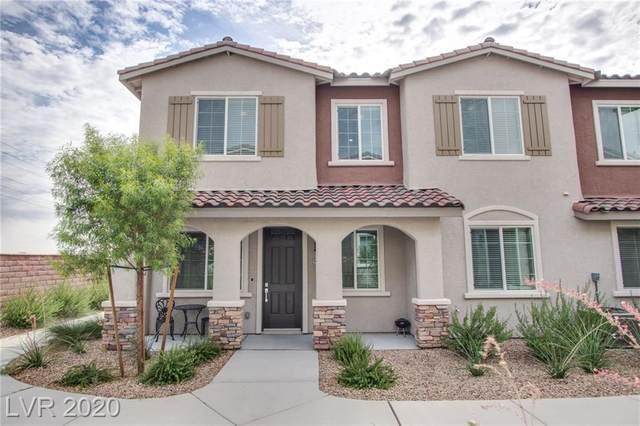 8466 Classique Avenue #105, Las Vegas, NV 89178 (MLS #2246001) :: Team Michele Dugan