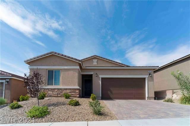 8651 Loretta Bay Street, Las Vegas, NV 89178 (MLS #2246029) :: Jeffrey Sabel